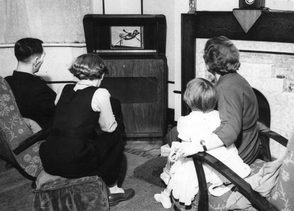 Television Set「Early Television」:写真・画像(16)[壁紙.com]