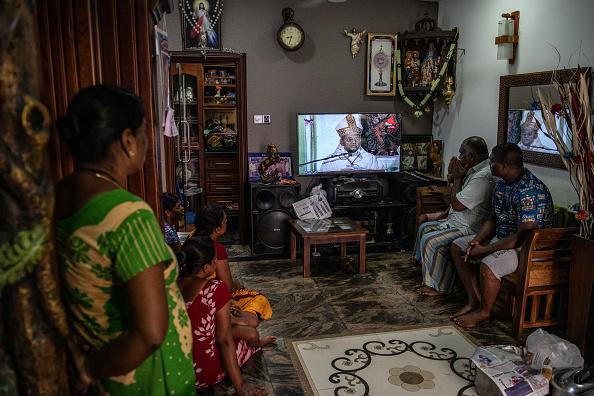 Sri Lanka「Sri Lanka Mourns Victims of Easter Sunday Bombings」:写真・画像(16)[壁紙.com]