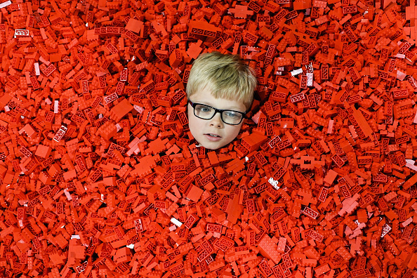 Bestpix「Europe's Biggest LEGO Event Debuts In Glasgow」:写真・画像(6)[壁紙.com]