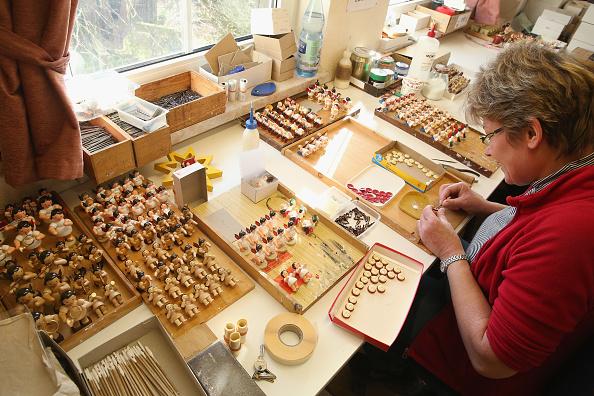 インテリア「Seiffen Artisans Manufacture Christmas Delights」:写真・画像(13)[壁紙.com]