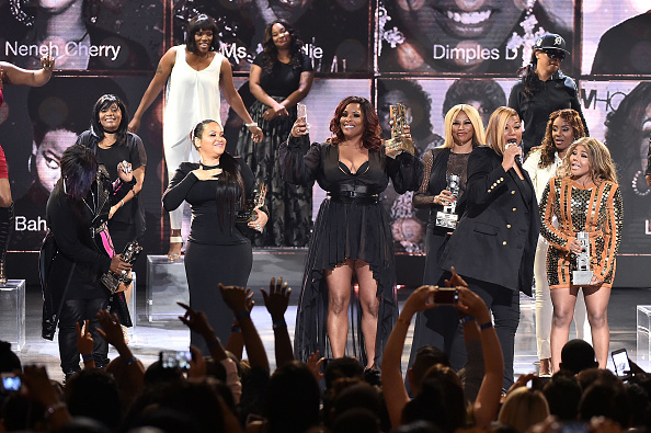 Queens - New York City「VH1 Hip Hop Honors: All Hail The Queens - Show」:写真・画像(14)[壁紙.com]