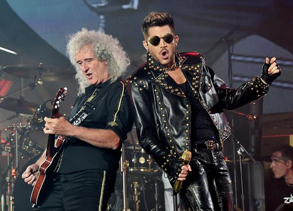 Brian May「Queen + Adam Lambert At The Forum」:写真・画像(19)[壁紙.com]