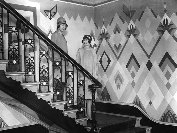 アールデコ「Art Deco Stairway」:写真・画像(1)[壁紙.com]