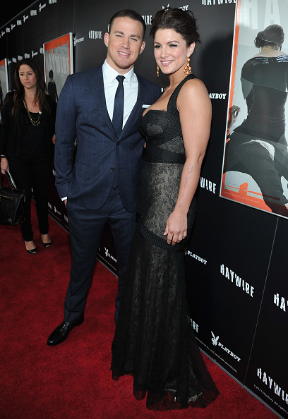 "Gina Carano「Premiere Of Relativity Media's ""Haywire"" - Red Carpet」:写真・画像(1)[壁紙.com]"