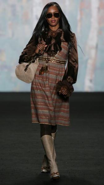 Cutting「Anna Sui Fall 2005 - Runway」:写真・画像(16)[壁紙.com]