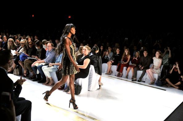 Stephen Lovekin「Diane Von Furstenberg - Front Row - Mercedes-Benz Fashion Week Spring 2014」:写真・画像(16)[壁紙.com]