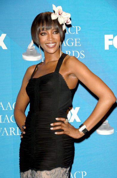 NAACP「38th Annual NAACP Image Awards - Press Room」:写真・画像(1)[壁紙.com]