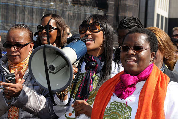 "Suspension Bridge「Women For Women International Host ""Join Me On The Bridge"" Global Campaign」:写真・画像(16)[壁紙.com]"