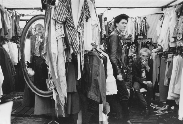 Market Stall「Camden Fashion」:写真・画像(7)[壁紙.com]