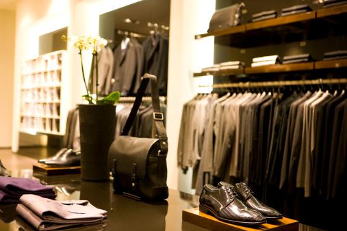 Well-dressed「Clothing store」:スマホ壁紙(0)