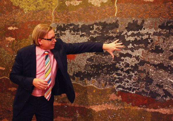 Painting - Art Product「Australias Most Valuable Aboriginal Art Painting To Be Auctioned」:写真・画像(9)[壁紙.com]