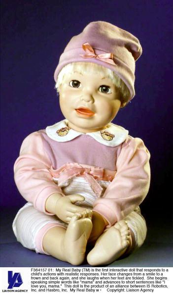 Ornate「INTERACTIVE BABY DOLL」:写真・画像(6)[壁紙.com]