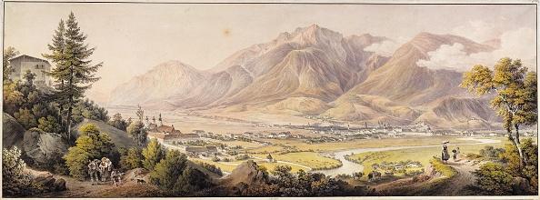 Mountain「View of Innsbruck」:写真・画像(13)[壁紙.com]