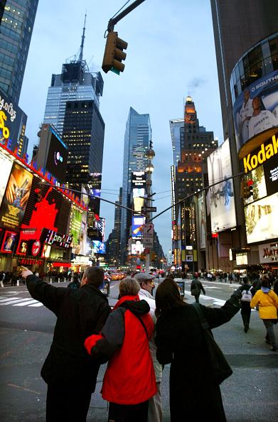Mario Tama「Times Square Turns 100」:写真・画像(12)[壁紙.com]