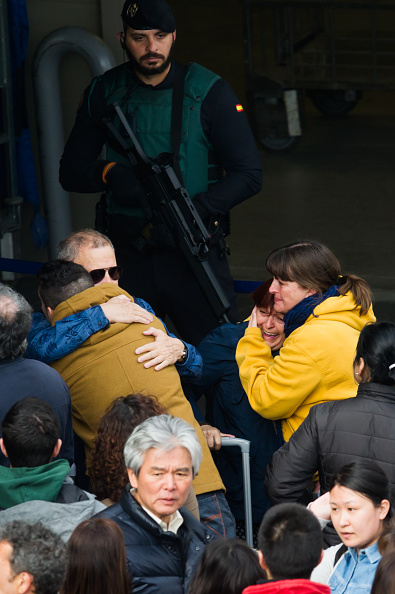 Human Role「MSC Splendida Cruise Passengers Disembark In Barcelona After Terrorist Attack in Tunisia」:写真・画像(17)[壁紙.com]