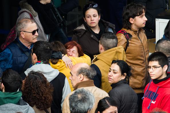 Human Role「MSC Splendida Cruise Passengers Disembark In Barcelona After Terrorist Attack in Tunisia」:写真・画像(18)[壁紙.com]