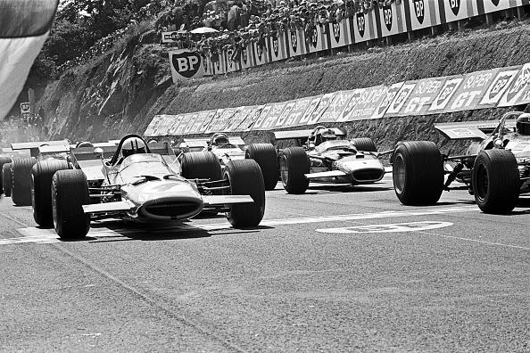 F1グランプリ「Denny Hulme, Jochen Rindt, Jean-Pierre Beltoise, Jackie Stewart, Grand Prix Of France」:写真・画像(9)[壁紙.com]