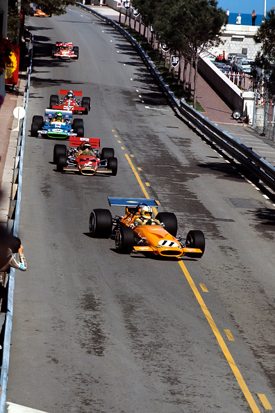 モナコ公国「Denny Hulme, Jochen Rindt, Henri Pescarolo, Piers Courage, Grand Prix Of Monaco」:写真・画像(11)[壁紙.com]