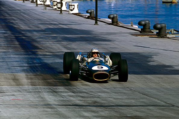 モナコ公国「Denny Hulme, Grand Prix Of Monaco」:写真・画像(5)[壁紙.com]