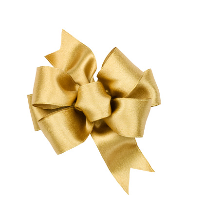 Silk「Gift Bow (clipping path)」:スマホ壁紙(1)