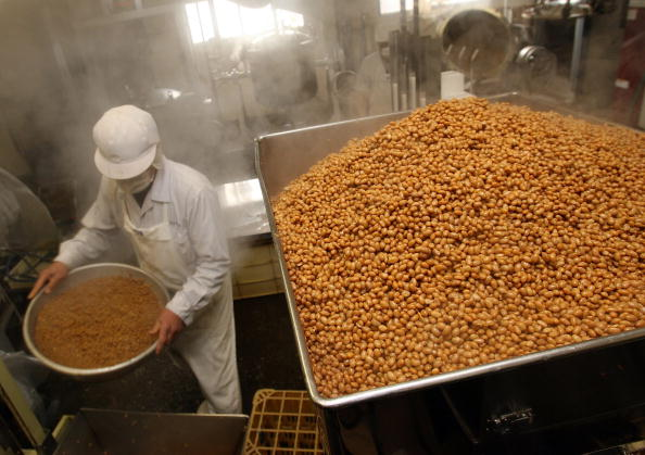 Healthy Eating「Huge Demand For Fermented Soya Beans In Japan」:写真・画像(17)[壁紙.com]