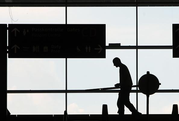 Adam Berry「New Berlin Airport Construction Continues」:写真・画像(14)[壁紙.com]
