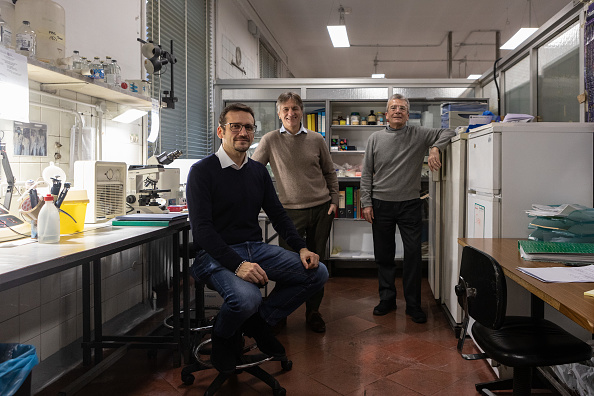 Emanuele Cremaschi「Researchers Team Who Identified The First Covid-19 Patient In Italy」:写真・画像(14)[壁紙.com]
