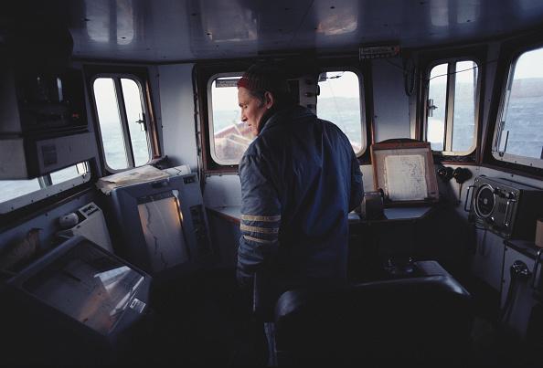 Vehicle Interior「Looking For Fish」:写真・画像(9)[壁紙.com]