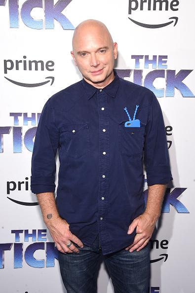 アメリカ合州国「'The Tick' Blue Carpet Premiere」:写真・画像(17)[壁紙.com]