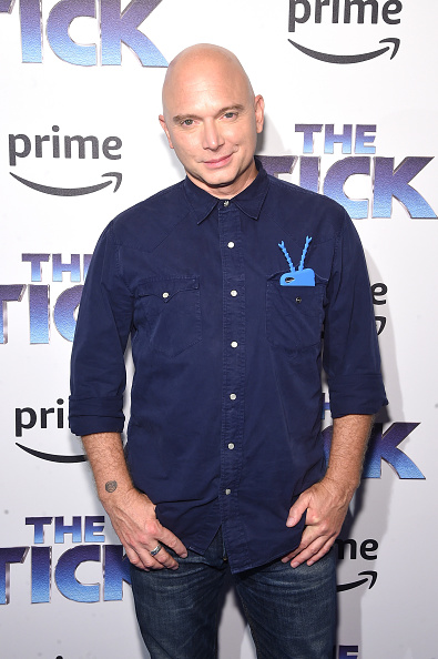 Film Industry「'The Tick' Blue Carpet Premiere」:写真・画像(6)[壁紙.com]