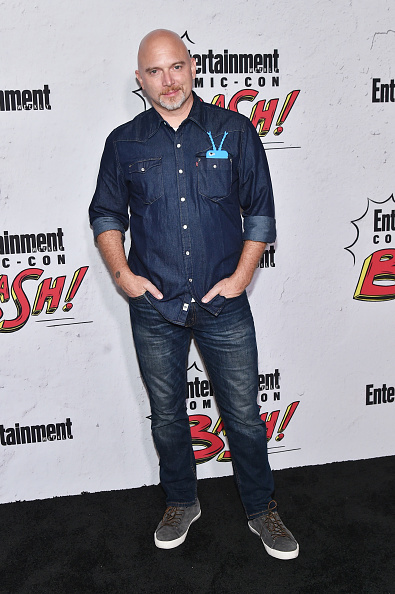 Vertical「Entertainment Weekly Hosts Its Annual Comic-Con Party At FLOAT At The Hard Rock Hotel In San Diego In Celebration Of Comic-Con 2017 - Arrivals」:写真・画像(14)[壁紙.com]