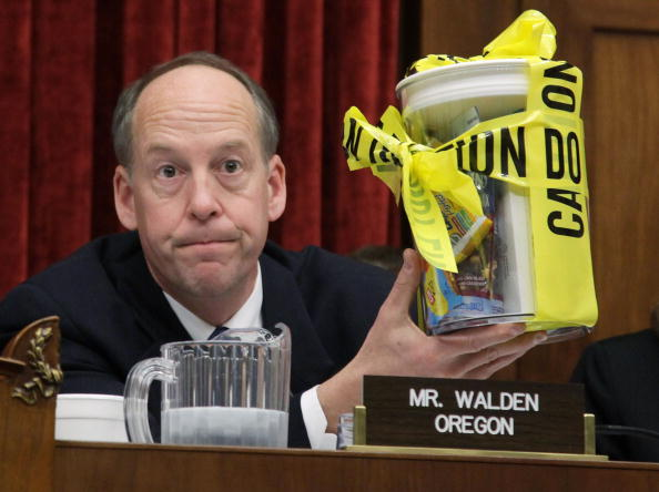 Candy Jar「Peanut Corp Of America CEO Testifies Before House On Salmonella Outbreak」:写真・画像(15)[壁紙.com]
