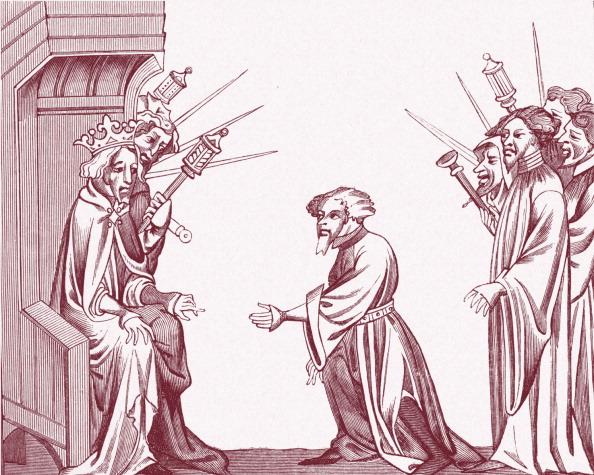 Circa 14th Century「King Charlemagne -」:写真・画像(9)[壁紙.com]