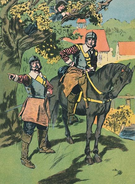 Hiding「King Charles In The Oak」:写真・画像(4)[壁紙.com]