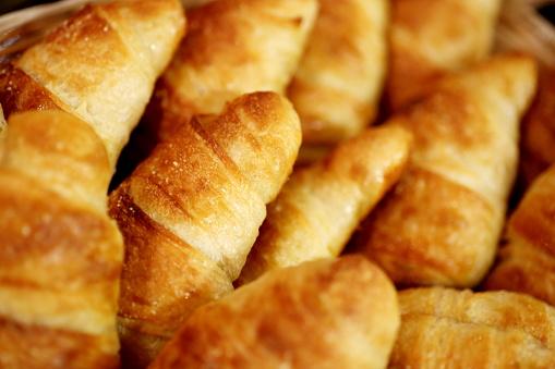 Bun - Bread「Freshly baked croissants」:スマホ壁紙(10)