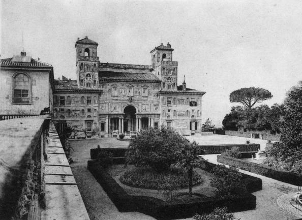 Spencer Arnold Collection「Villa Medici」:写真・画像(14)[壁紙.com]
