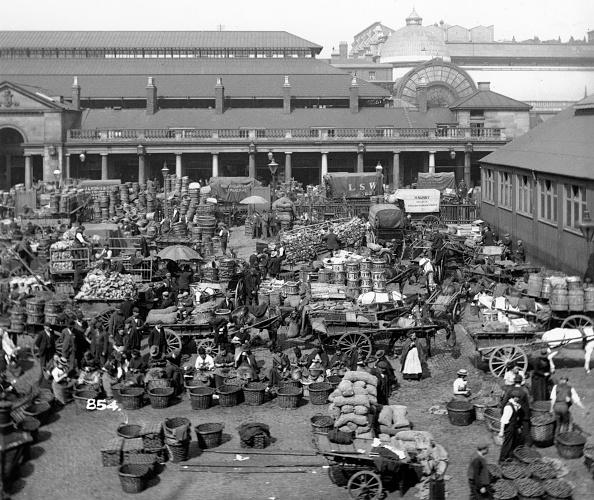 Covent Garden「Covent Garden Market」:写真・画像(5)[壁紙.com]