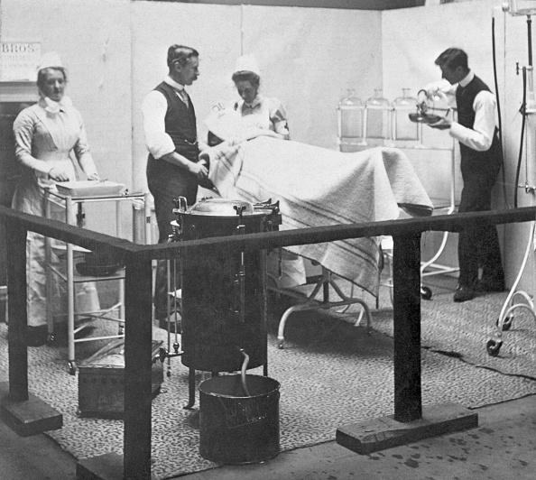 モノクロ「Victorian Surgery」:写真・画像(15)[壁紙.com]