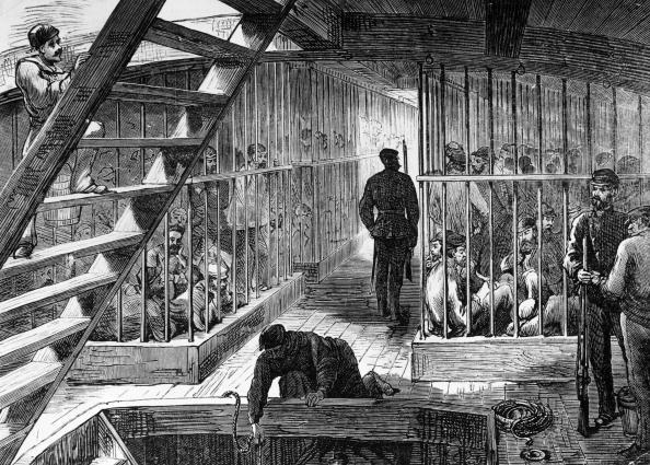 Prisoner「Human Cargo」:写真・画像(4)[壁紙.com]