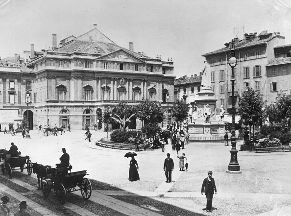 Milan「La Scala」:写真・画像(11)[壁紙.com]