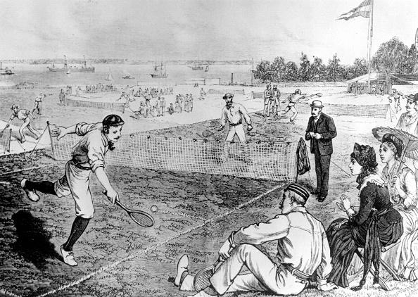 テニス「First Game」:写真・画像(13)[壁紙.com]
