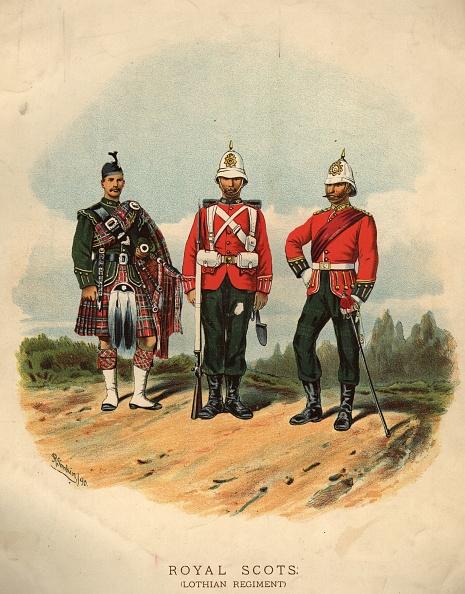 Traditional Clothing「Lothian Regiment」:写真・画像(5)[壁紙.com]