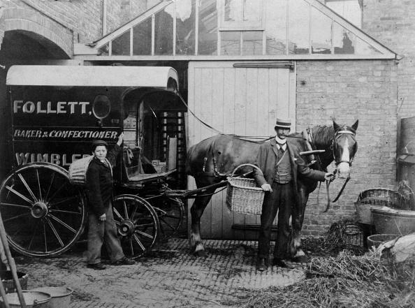 Transportation「Baker's Cart」:写真・画像(5)[壁紙.com]