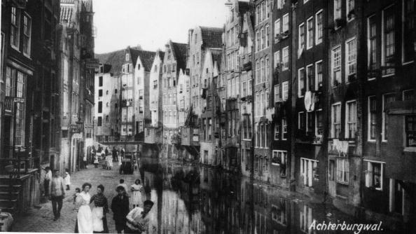 Netherlands「Canalside Houses」:写真・画像(5)[壁紙.com]