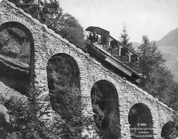 Architectural Feature「Murren Railway」:写真・画像(16)[壁紙.com]
