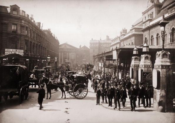 英国 ロンドン「Rush Hour」:写真・画像(14)[壁紙.com]