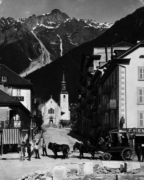 Chamonix「Alpine Resort」:写真・画像(18)[壁紙.com]
