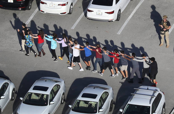 Education「Shooting At High School In Parkland, Florida Injures Multiple People」:写真・画像(12)[壁紙.com]