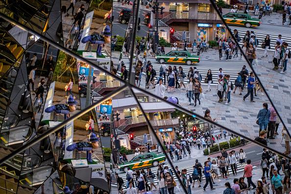 Shopping Mall「Daily Life In Japan」:写真・画像(19)[壁紙.com]