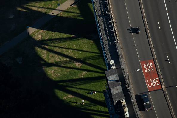 Aircraft Point of View「Aerial Views Of Sydney As Australia Sees Steady Decline In New Coronavirus Cases」:写真・画像(14)[壁紙.com]